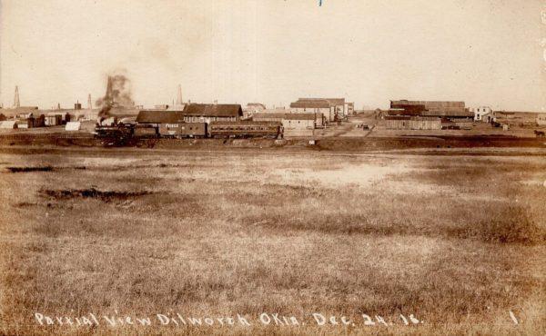 Dilworth, Oklahoma - December 24, 1916