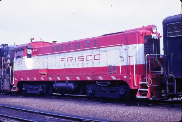 VO-1000 213 (location unknown) in September 1969 (David Cash)