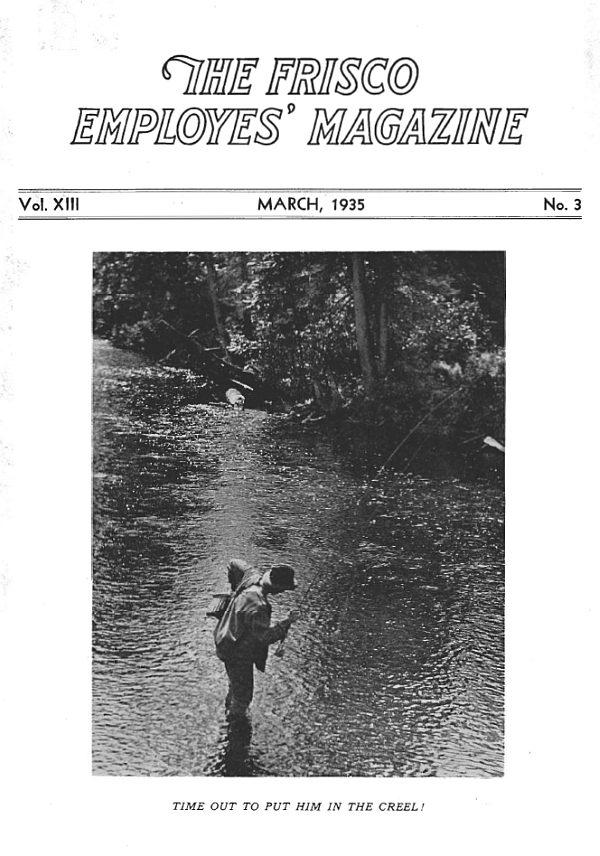 Frisco Employes' Magazine - March 1935