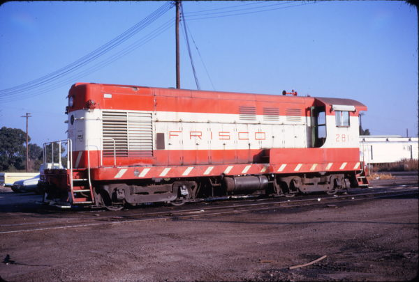 H-10-44 281 at Tulsa Oklahoma in August 1973 (Phillip Faudi)