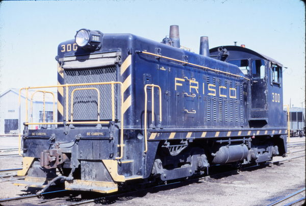 SW7 300 at Enid, Oklahoma on September 25, 1968 (K.C. Henkels)