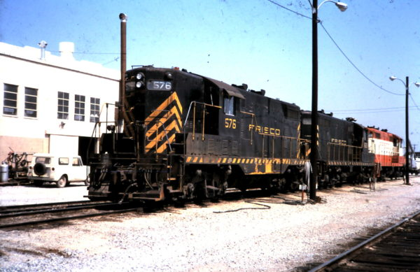 GP7 576 (date and location unknown)