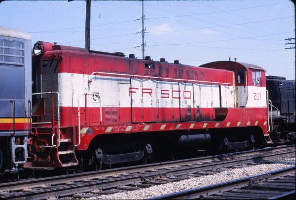 VO-1000 207 at La Grange, Illinois on June 7, 1970 (Owen Leander)