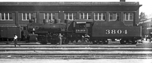 0-6-0 3804 (date and location unknown)