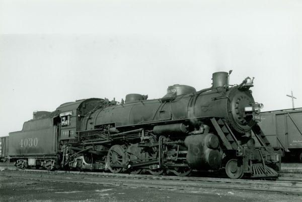 2-8-2 4030 (date and location unknown)