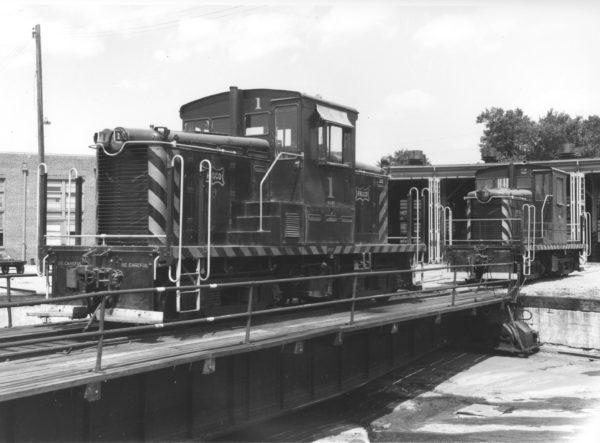 44-Ton Davenport Switcher 1 (G.B. Mott)