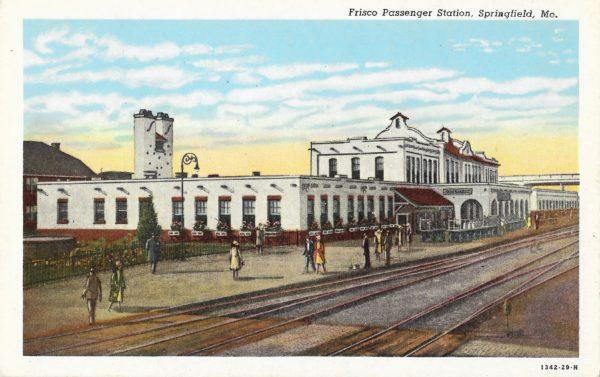 Frisco Passenger Station - Springfield, Missouri