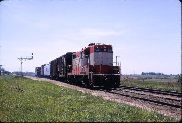 GP7 545 (date and location unknown)