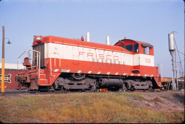 SW9 306 at Mobile, Alabama on July 29, 1970 (Raymond Muller)
