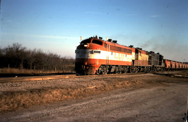 F7A 25 and GP7 586 (date and location unknown)