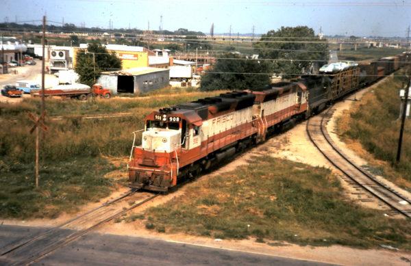 SD45 908 Oklahoma City, OK)