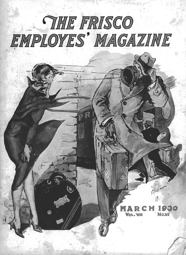 Frisco Employes' Magazine - March 1930