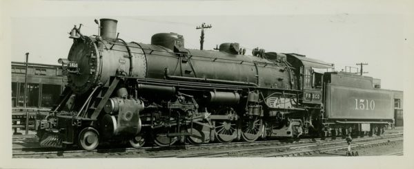 4-8-2 1510 (date and location unknown)