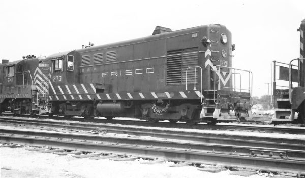 H-10-44 273 at Springfield, Missouri on July 17, 1960 (Arthur B. Johnson)