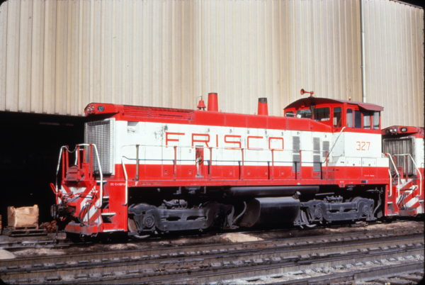 SW1500 327 (location unknown) on January 17, 1981