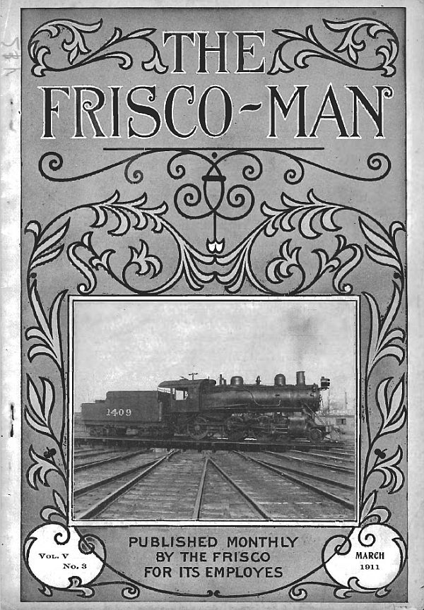 The Frisco-Man - March 1911