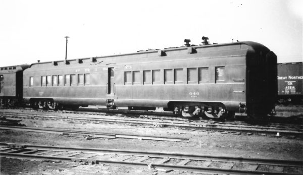Diner 646 at Springfield, Missouri on September 29, 1946 (Arthur B. Johnson)