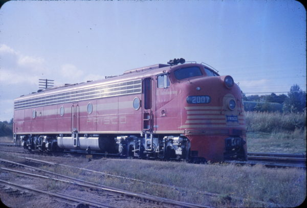 E8A 2007 (Whirlaway) at Springfield, Missouri in September 1961 (Stanley McCarthy)