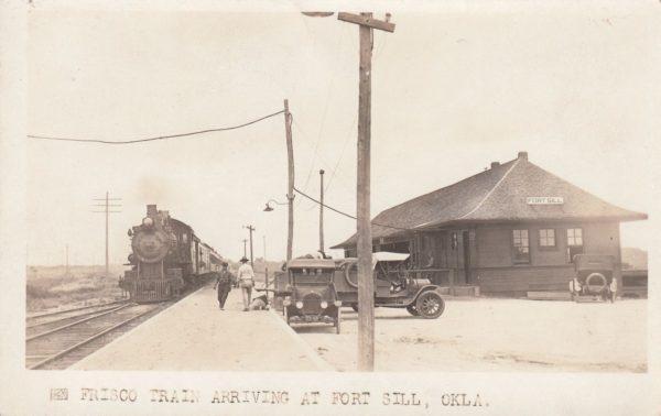 Fort Sill, Oklahoma Depot