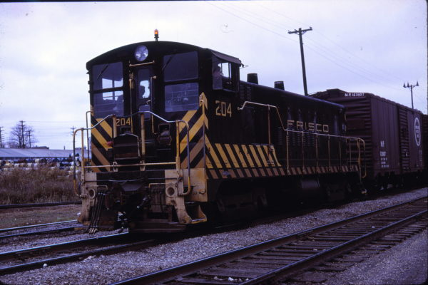 VO-1000m 204 at Memphis, Tennessee on November 16, 1968 (James Herold)