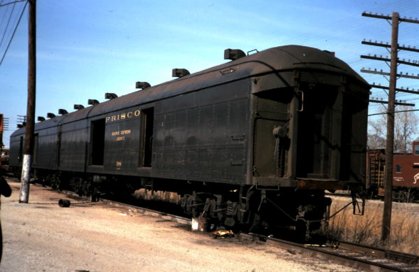 Baggage Car 388 (date and location unknown)