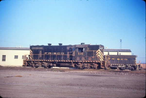 GP7 630 at Birmingham, Alabama in October 1967