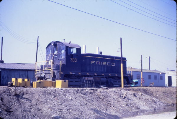 SW7 303 at Mobile, Alabama (date unknown)