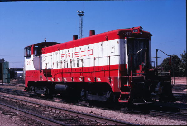 VO-1000m 200 at Springfield, Missouri in September 1978