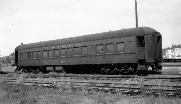 52 Seat Chair Car 769 at Springfield, Missouri on October 18, 1964 (Arthur B. Johnson)