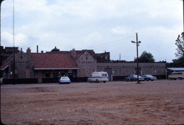 Poplar Bluff, Missouri Depot in May 1979 (Ken McElreath)