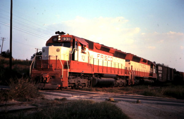 SD45s 931 and 945 (date and location unknown)