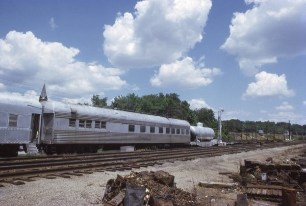 105491 at Valley Park, Missouri on July 5, 1972