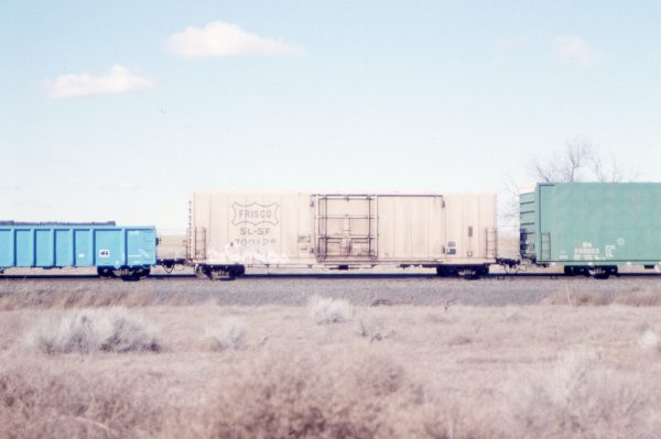 Boxcar 700125 at Pasco, Washington on February 20, 1997 (R.R. Taylor)