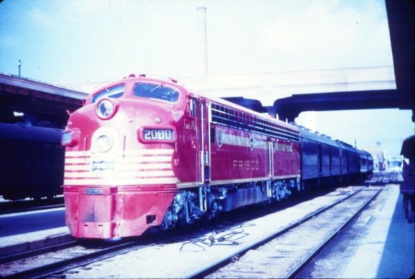 E7A 2000 (Fair Play) at Springfield, Missouri in July 1959 (Fred Byerly-Blackhawk Films)