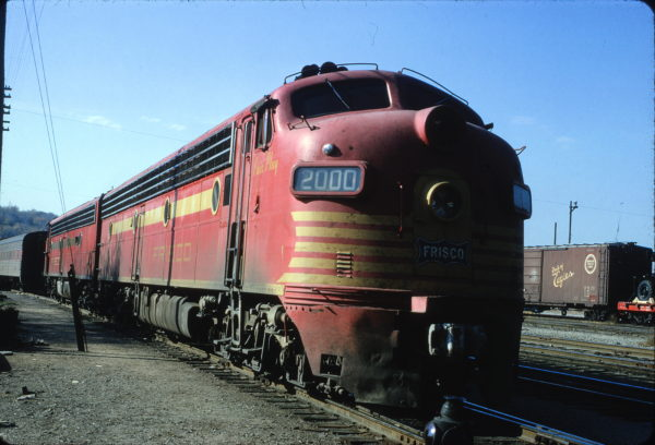 E7A 2000 (Fair Play) at Kansas City, Missouri on October 23, 1964 (James Clapman)