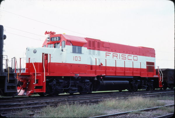 GP15-1 103 (location unknown) (possibly) in August 1977