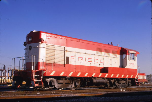 H-10-44 275 at Tulsa, Oklahoma in December 1968 (Mac Owen)