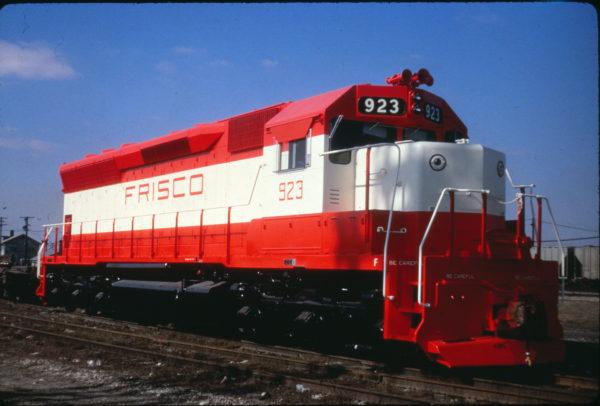 SD45 923 (date and location unknown) (Al Chione)
