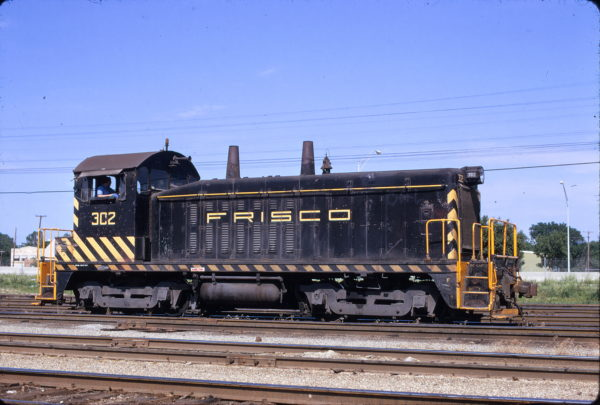 SW7 302 at Tulsa, Oklahoma in June 1974 (Mac Owen)