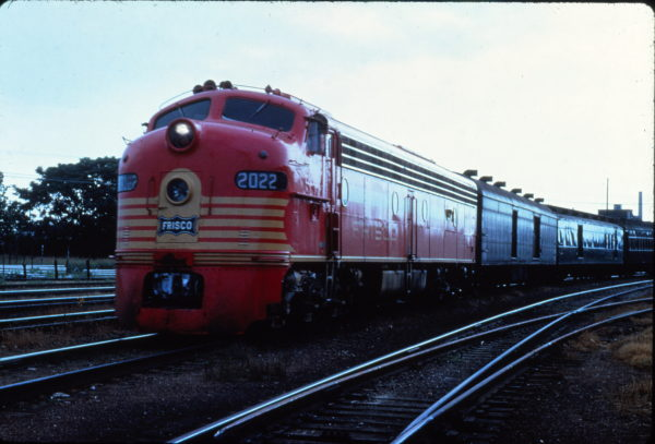 E8A 2022 (Champion) at Memphis, Tennessee in June 1962 (Charly's Slides)
