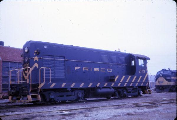 H-10-44 273 at Tulsa, Oklahoma on January 2, 1963 (David Ingles)