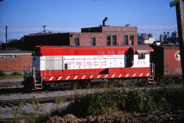 H-10-44 276 at Springfield, Missouri in July 1970 (Keith Ardinger)