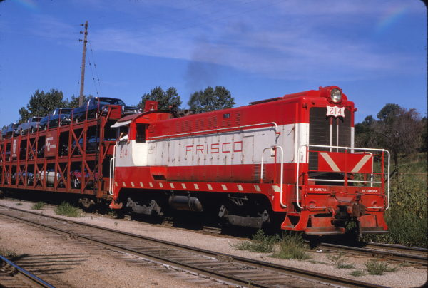 VO-1000 214 at Kansas City, Kansas on August 4, 1968 (James Claflin)