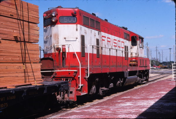GP7 500 (location unknown) in June 1974 (D.F. Wiener)