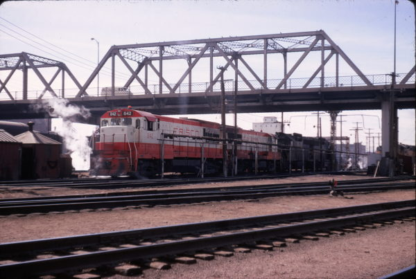 U30B 842 (date and location unknown) in April 1970