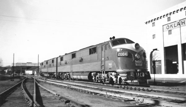E7A 2004 at Tulsa, Oklahoma on July 4, 1947 (Arthur B. Johnson)