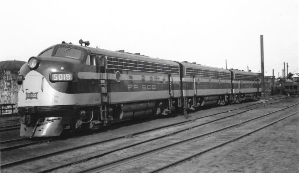F7A 5019 at Springfield, Missouri on March 20, 1949 (Arthur B. Johnson)