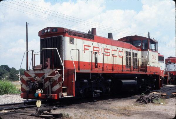 MP15DC 362 at Enid, Oklahoma on July 16, 1980 (Gene Gant)