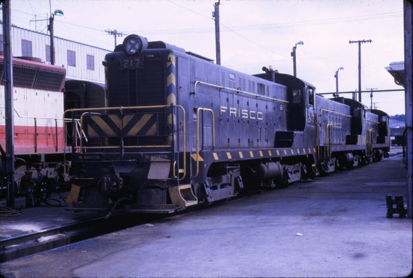 VO-1000 217 at Kansas City, Missouri in May 1969