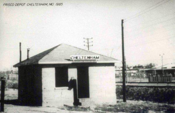 Cheltanham, Missouri Depot